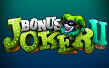 Игровой автомат Bonus Joker II