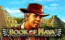 Игровой автомат Book of Maya