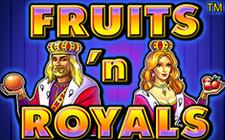 Игровой автомат Fruits and Royals
