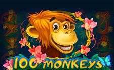 Игровой автомат 100 Monkeys
