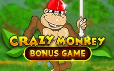Игровой автомат Crazy Monkey Bonus Game